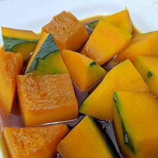 レンチンで簡単♪かぼちゃの煮物
