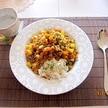 ころころ野菜のヘルシーカレー