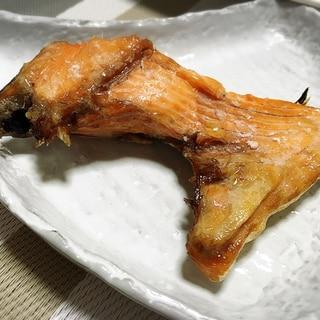 桜鱒の塩焼き