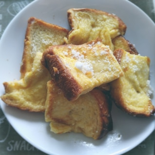 ジンジャーフレンチトースト