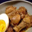 圧力鍋で*鶏手羽元のお酢煮