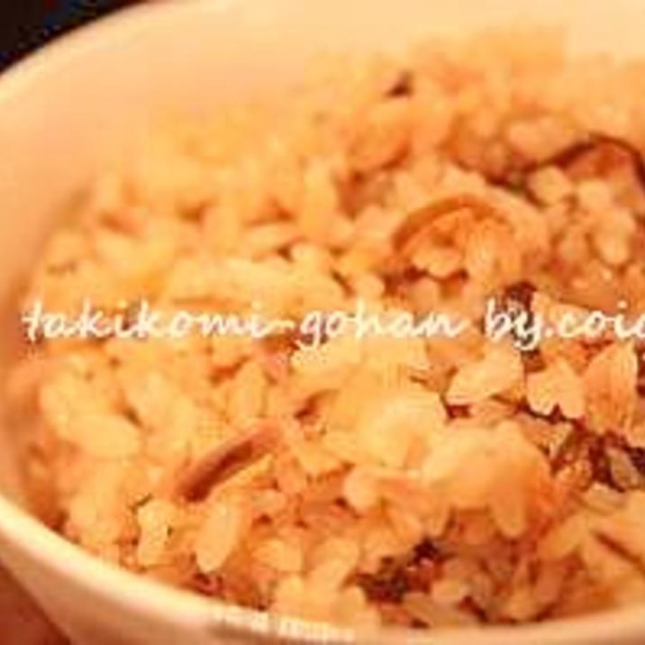 ☆下準備ナシ!超簡単☆塩昆布とツナの炊き込みご飯
