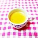 フルーツティー風味♪豆乳ミルクティーゼリー