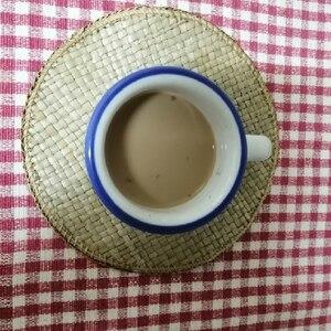 生姜甘酒カフェオレ
