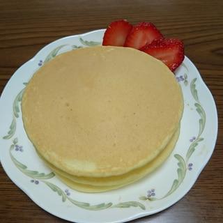 離乳食 後期 完了期 1歳~ ふわふわホットケーキ