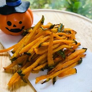 ♡かぼちゃの塩レモンけんぴ♡揚げない、レモネード