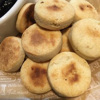 おから粉とサイリウムの食物繊維入りクッキー