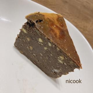 チョコスイートポテトケーキ