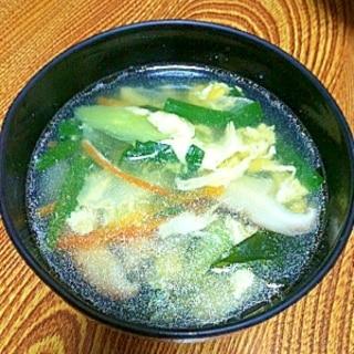 韓国風野菜スープ