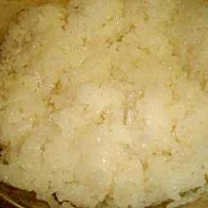 穀物酢から作る酢飯