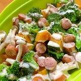 シリコンスチーマーでチン!かぼちゃの温野菜