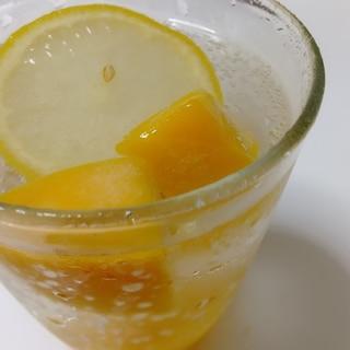 サイダー割り梅酒!ハチミツ*レモン*マンゴー入り