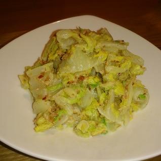 白菜のやみつきサラダ