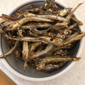 小魚の佃煮