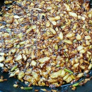 ハバネロとオリーブオイルで食べるラー油