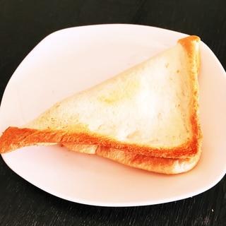 簡単☆トースターでホットサンド(ハム&チーズ)