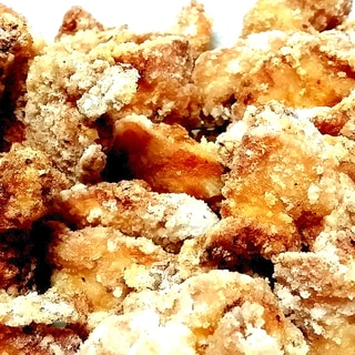 簡単♪麺つゆで鶏胸肉の唐揚げ