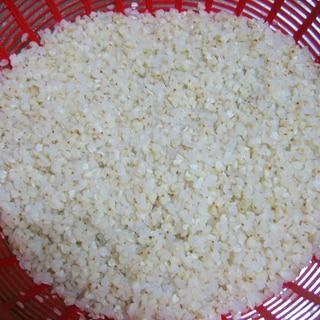 ここが大切(*≧ڡ≦*)そば米を美味しく作る手順