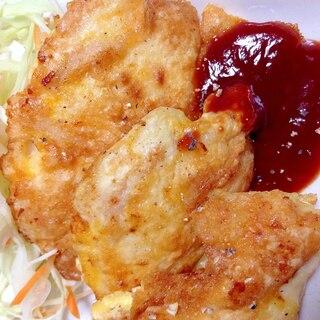 懐かしの味★やわらか〜♡鶏のピカタ焼き