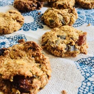ザクザク☆Oatmeal Cookie