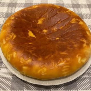 炊飯器で簡単☆チーズケーキ♪
