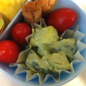 アボカドと胡瓜の簡単サラダ