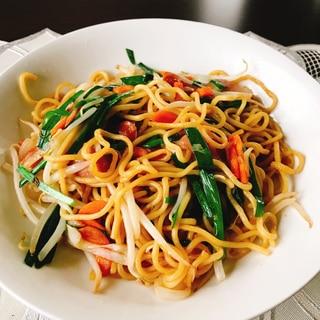 余り物で簡単✦上海焼きそば✦