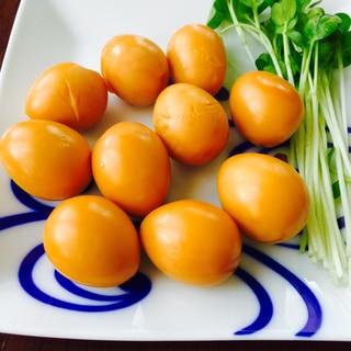 簡単!おいしい! うずらの卵の燻製