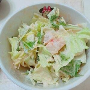 ★小エビのカクテルサラダ★