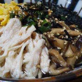 簡単材料で再現♪奄美大島の鶏飯(けいはん)☆