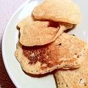薄焼きパンケーキ☆卵&乳製品なし