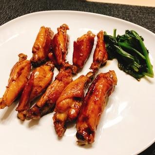 【コーラ 200mL・醤油 大1】鶏手羽のコーラ煮