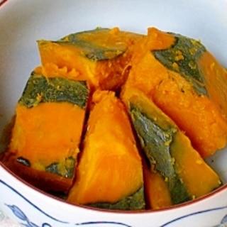 家の定番 砂糖なしですごくおいしいかぼちゃの煮もの