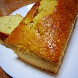 簡単!ホットケーキミックスでバナナケーキ