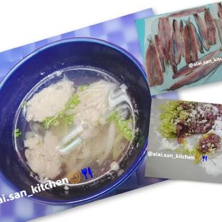 【鰯】いわしのつみれ汁 手開き 海釣り