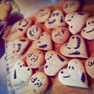 体に優しい♡グルテンフリー米粉クッキー♡