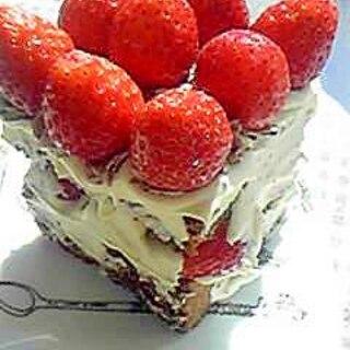 子どもと一緒に45分で作れる!簡単ひな祭りケーキ♪