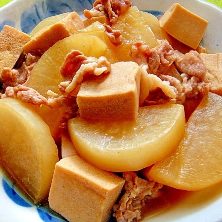 煮物 高野 豆腐 高野豆腐のレシピ