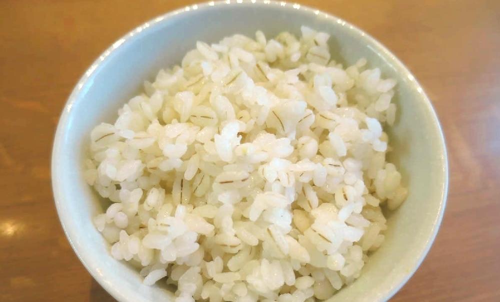 麦 ご飯 効果