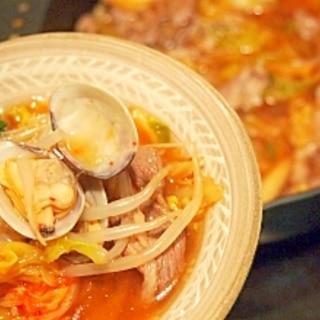 韓国チゲなべ