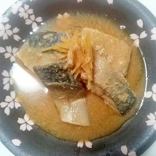 液味噌を使って!鯖の味噌煮