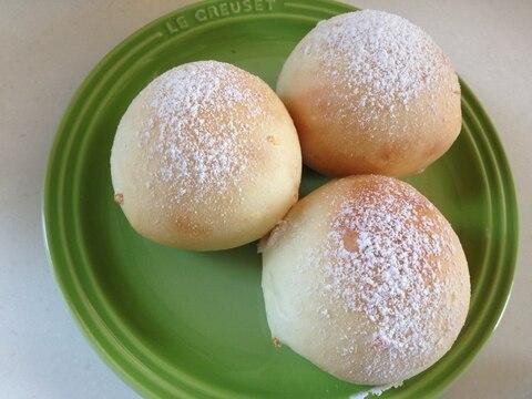 ホームベーカリーで♪オレンジピールパン