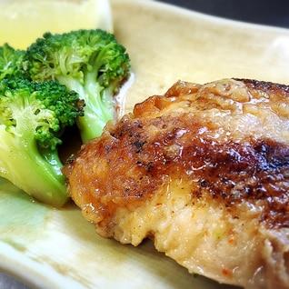 冷めても美味しい白身魚の焼き浸し