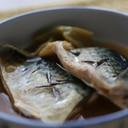 甘めでおいしい...!サバの味噌煮