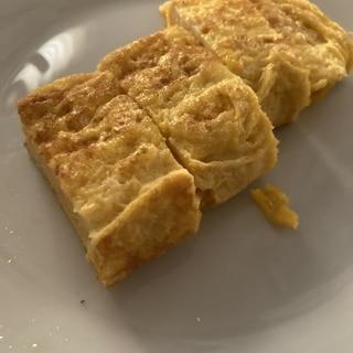 お弁当にいれたい美味しい卵焼き^_^