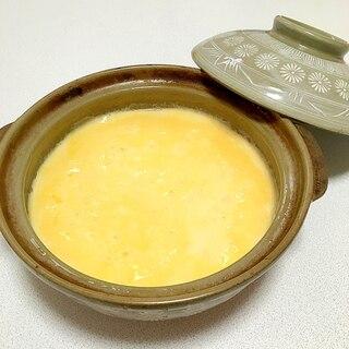 一人用土鍋で手作りプリン