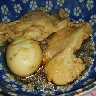 鶏肉の煮付け