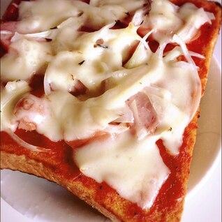 ピザトースト☆