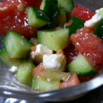 いつもと違うサラダが出来て嬉しいです!柚子こしょうって色々使えるんだなぁ~!1