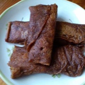 沖縄のお菓子ちんぴん~我が家流~(黒糖)